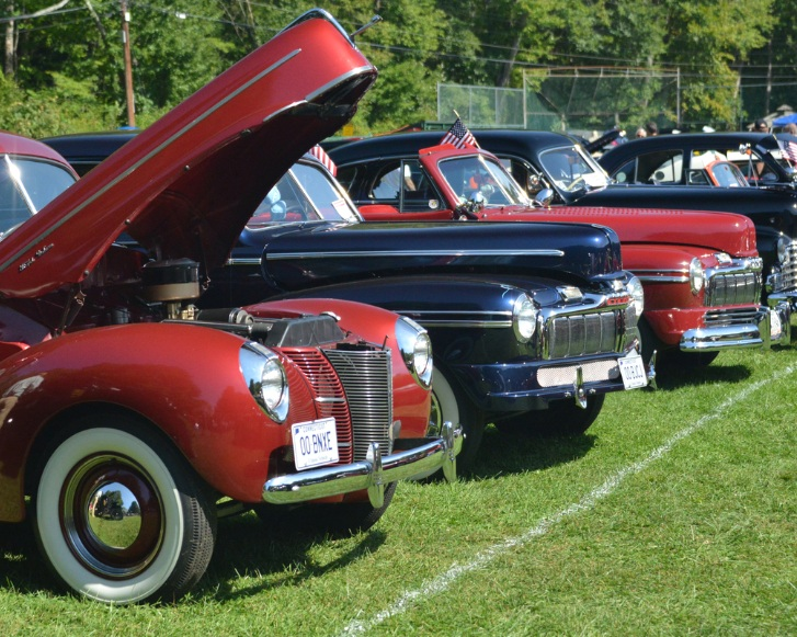 Pound Ridge Car Show - More to come…