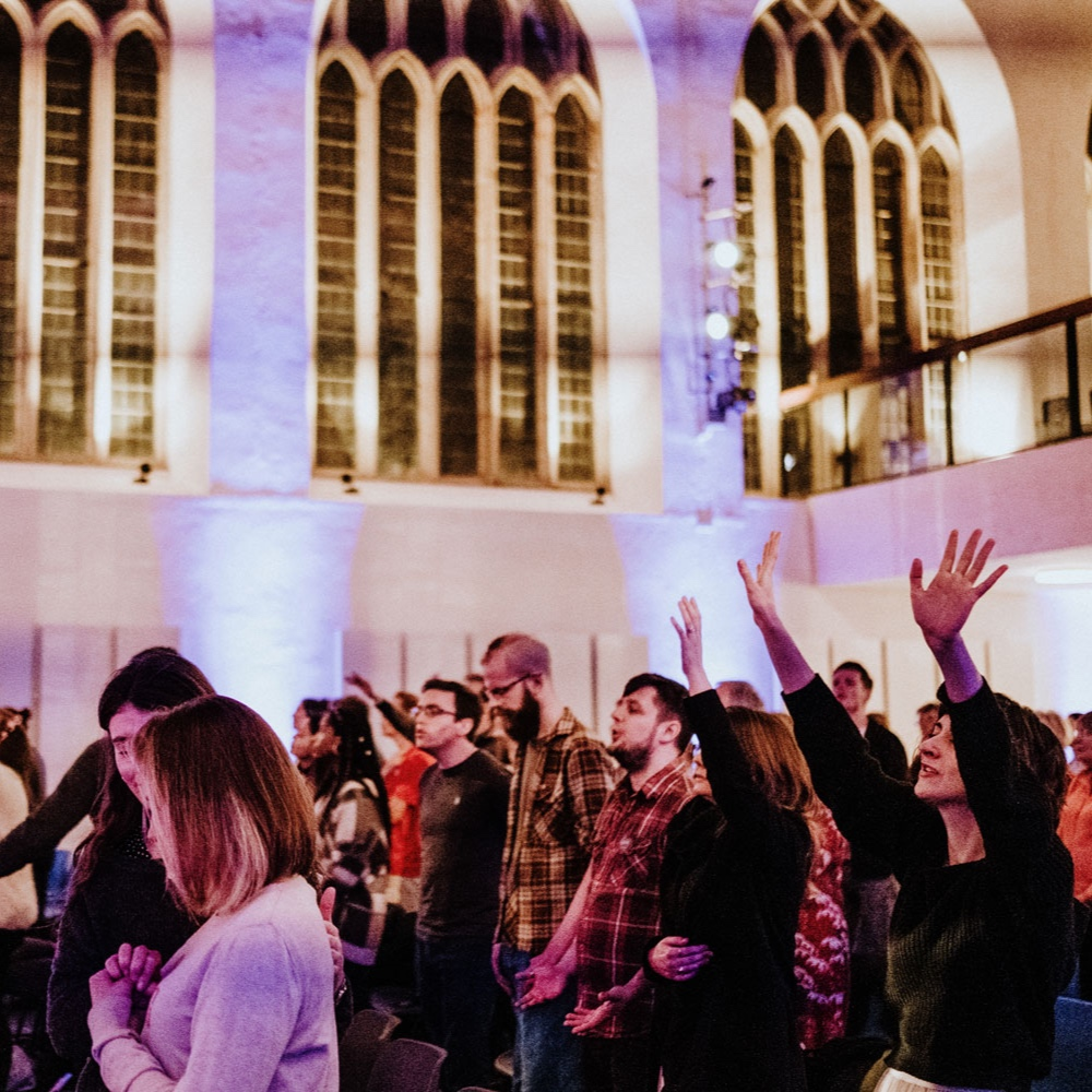 - We want to create spaces where anyone can come to explore faith in a pressure-free environment, to encounter Jesus for themselves and to make a difference in the world around them.