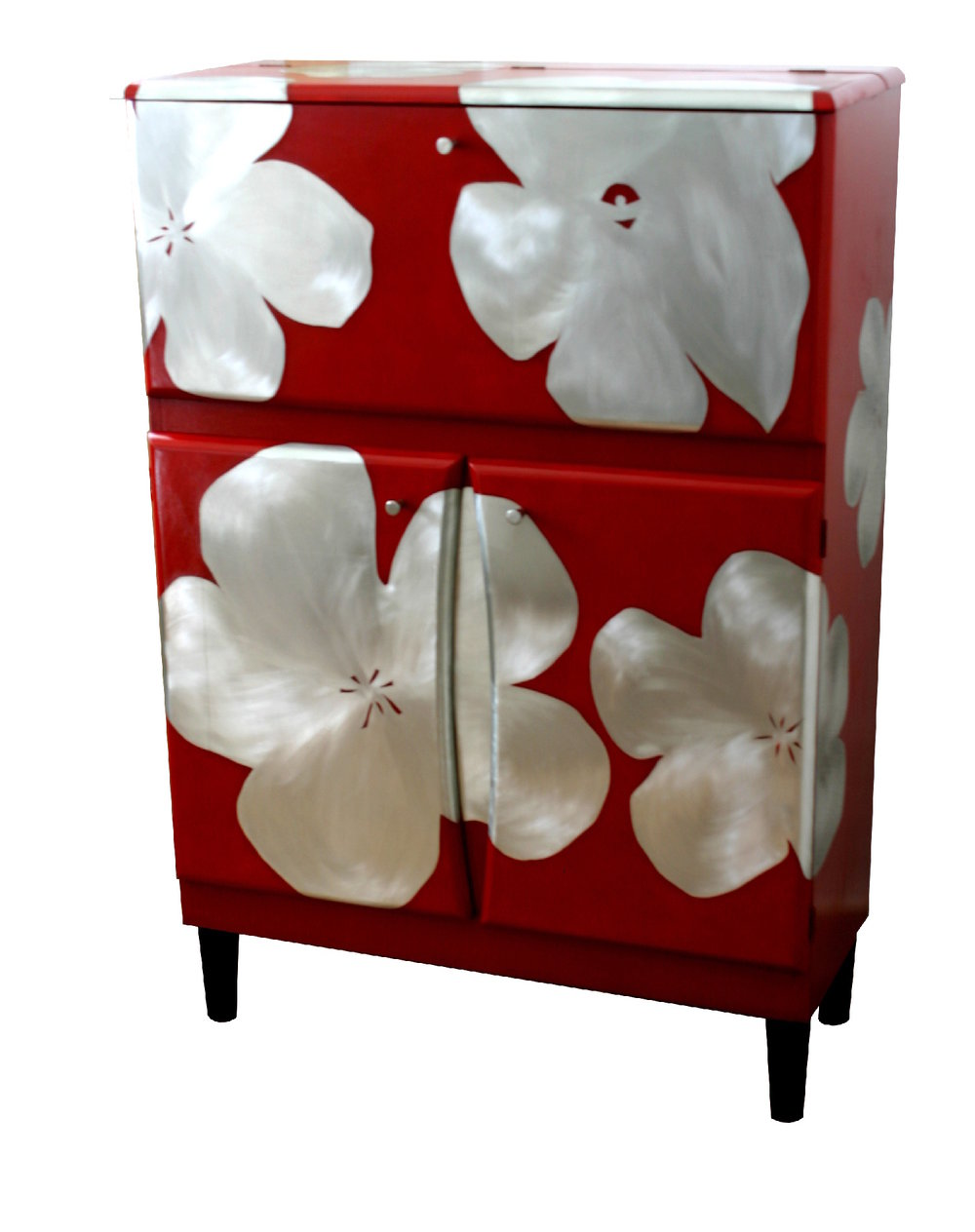 'Poppy' Cocktail cabinet