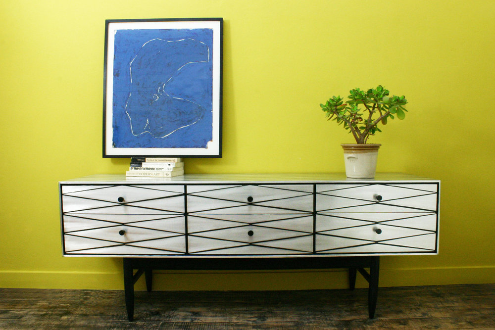 'Diamond' Sideboard