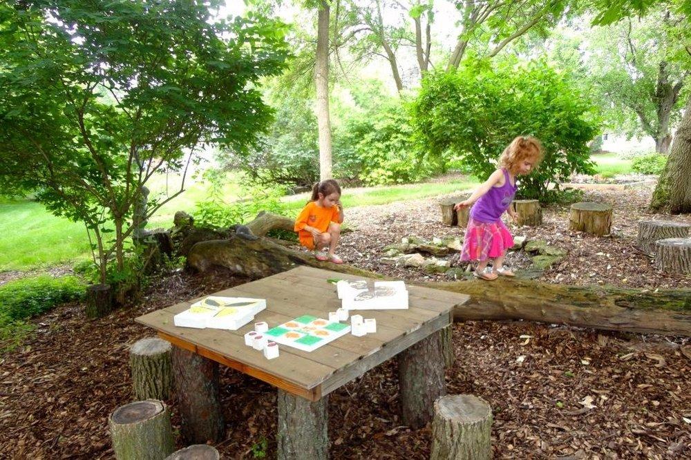 Children's Garden -