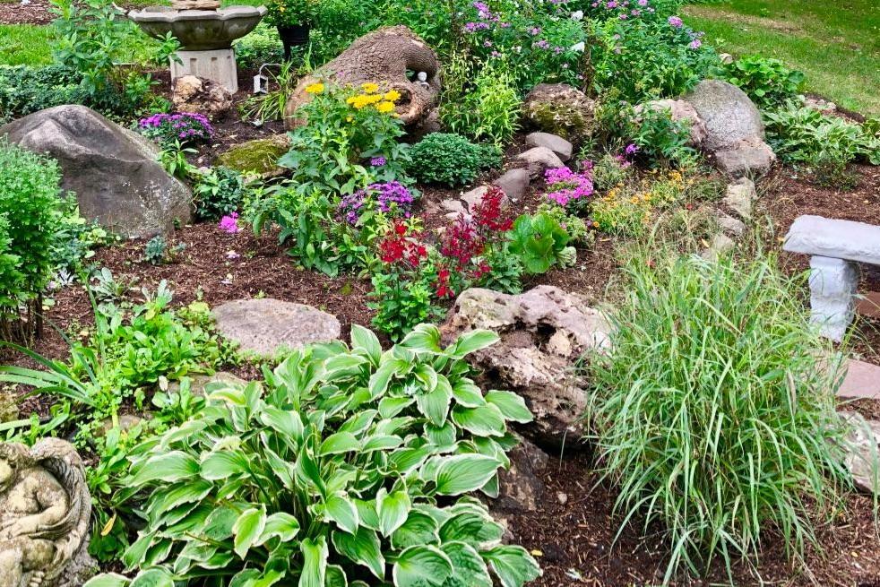 The Rock Garden -