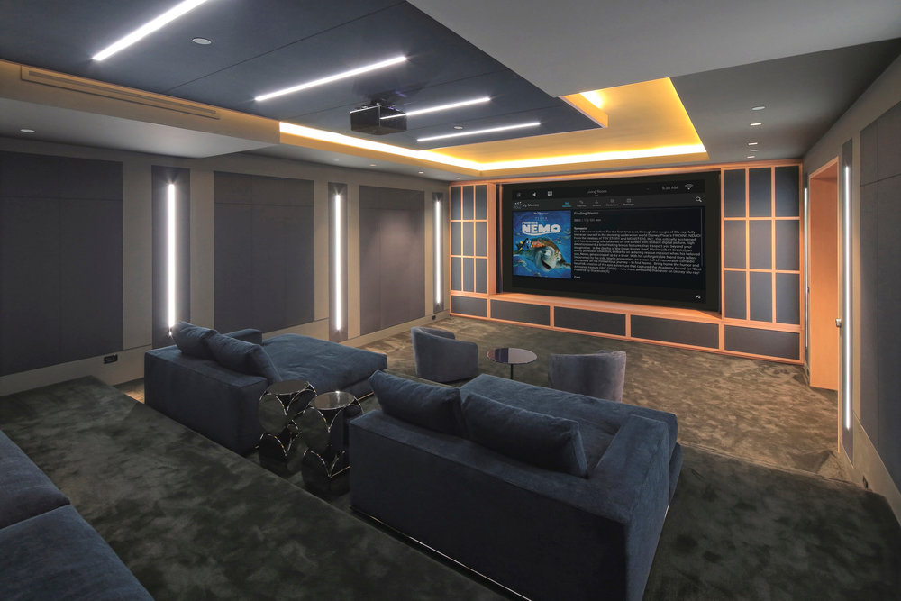Control 4 - Living Home Tech