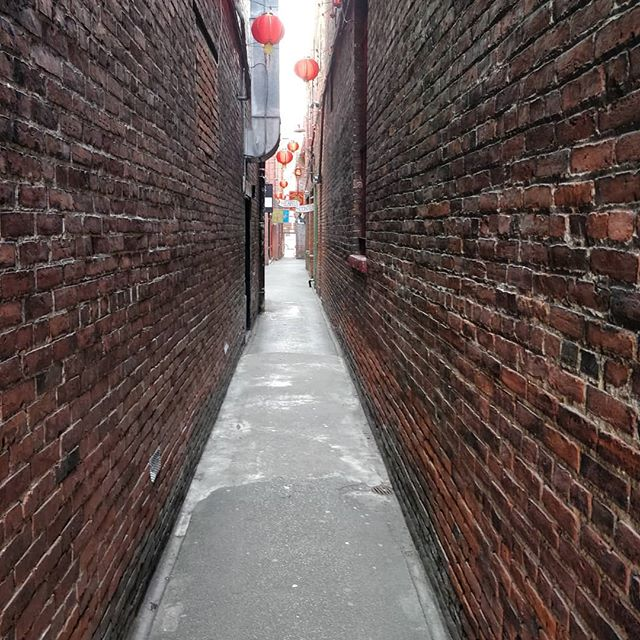 Fan Tan Alley Victoria, B.C