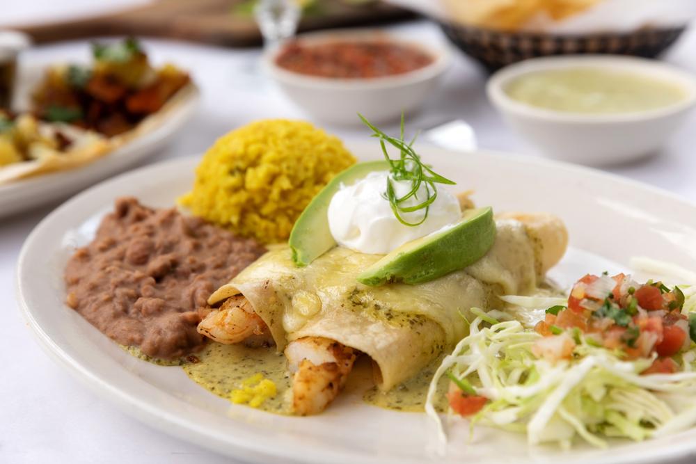 Suissas Verde Enchilada