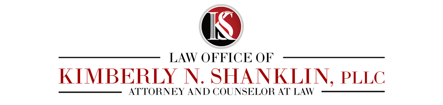 Law Office of Kimberly N. Shanklin, PLLC.