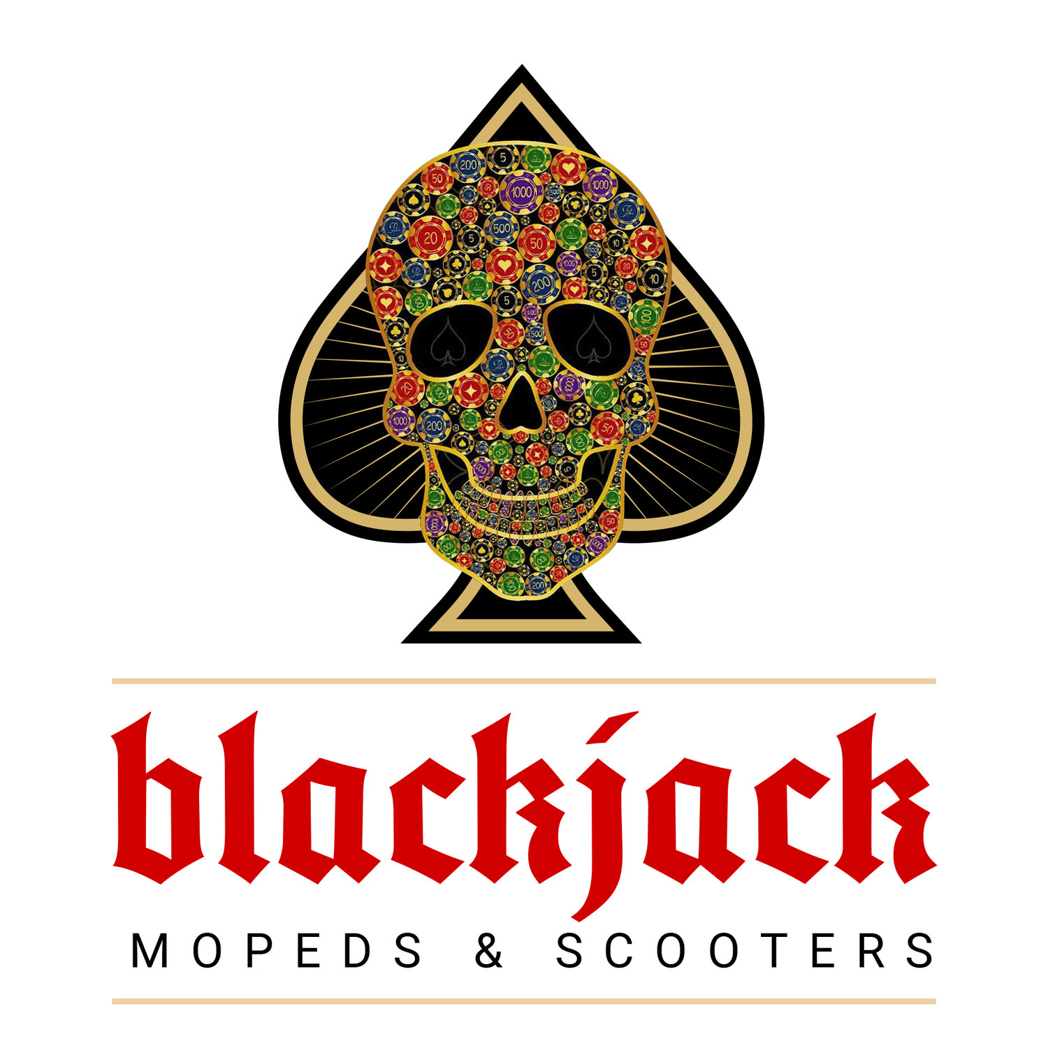 Blackjack Mopeds & Scooters