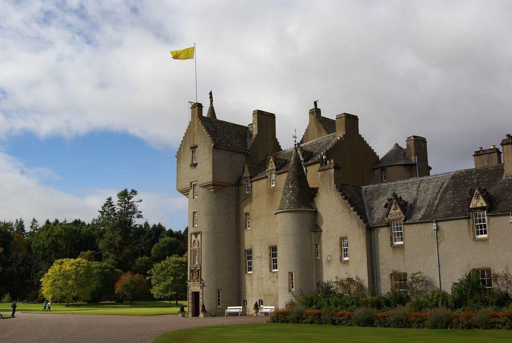 Castle in Scotland, Speyside
