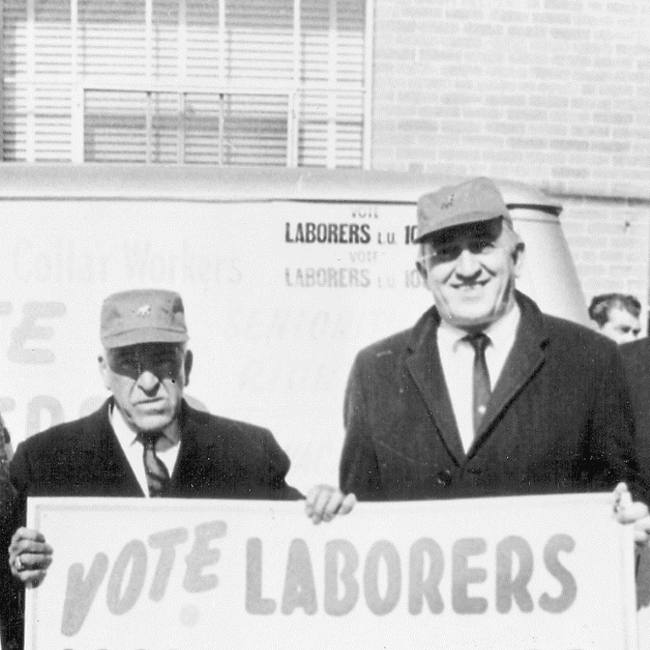 Pension Retirement - In 1961, Local Unions from Southern California successfully organized a strike demanding pension retirement plans added to their contracts. Once added to contracts out West, the benefit spread throughout contracts in North America.