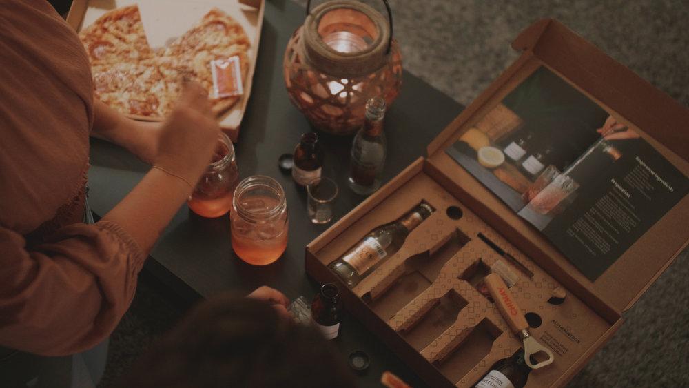 Pizza en cocktails, de perfecte combinatie