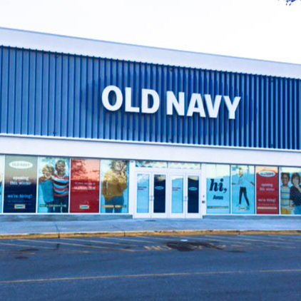 OLD NAVY  Since 2001