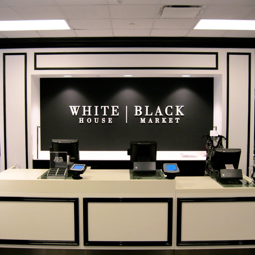 WHITE HOUSE | BLACK MARKET  Since 2007