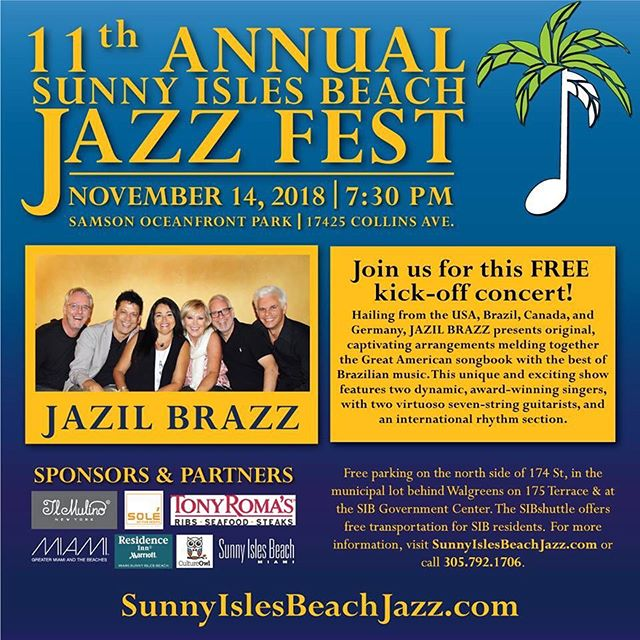 Can't wait for tonight! #jazilbrazz #davisanddow #rosemax #paulshewchuck #goetzkujack