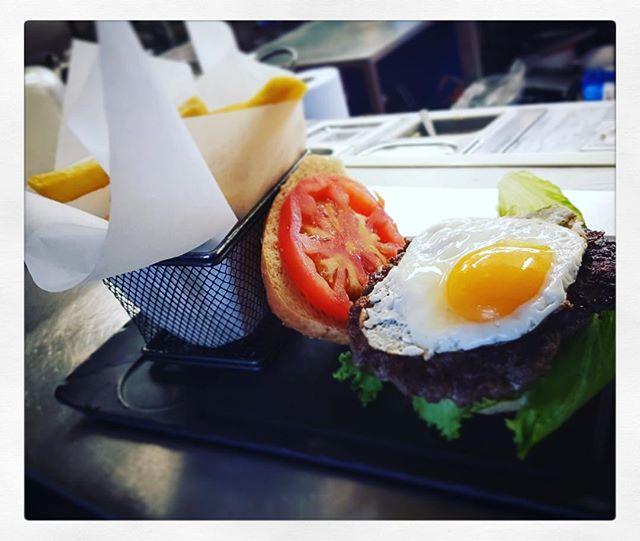 Bank holiday was yesterday but today is Burger Day! #🍔 #burger #food #tomatoes #frenchfries #kosher #foodies #enjoy #happy #london #timeout #edgware #koshermeat #yummy #dinner #lunch #meal #allwhatyouneed need #thekitchenkosherrestaurant #bun #בתאבון #foodporn #edgware #uk #sauce #instafood #follow #picoftheday #kosherfoodie #share