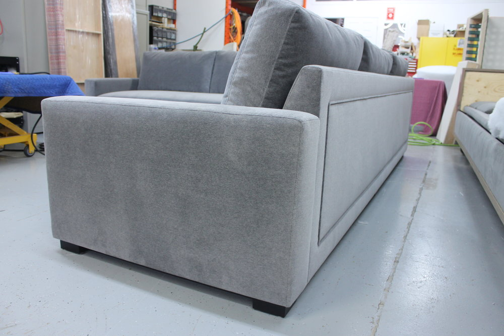 we are experts in upholstery - Making beautiful custom upholstered furniture.