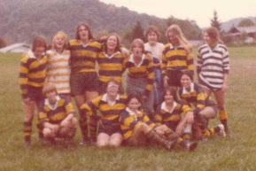 Club history - Our team has a history of 40 years of rugby excellence.