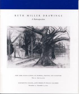 New York Studio School/Dartmouth College Exhibition Catalogue 2002