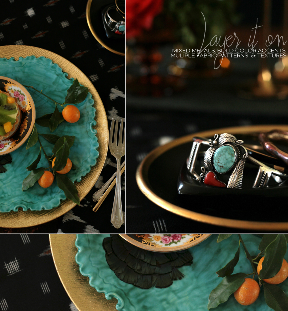 Dine X Design | Iris Apfel | Table Detail 2