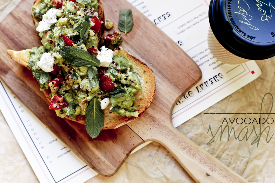 Brunch Timing: The Ultimate Avocado Toast — DINE X DESIGN
