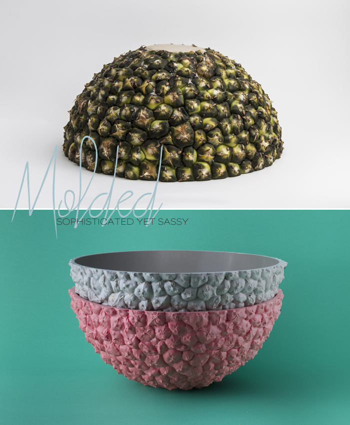 Mathery Studio Fruit Wares Bowl |  Dine X Design