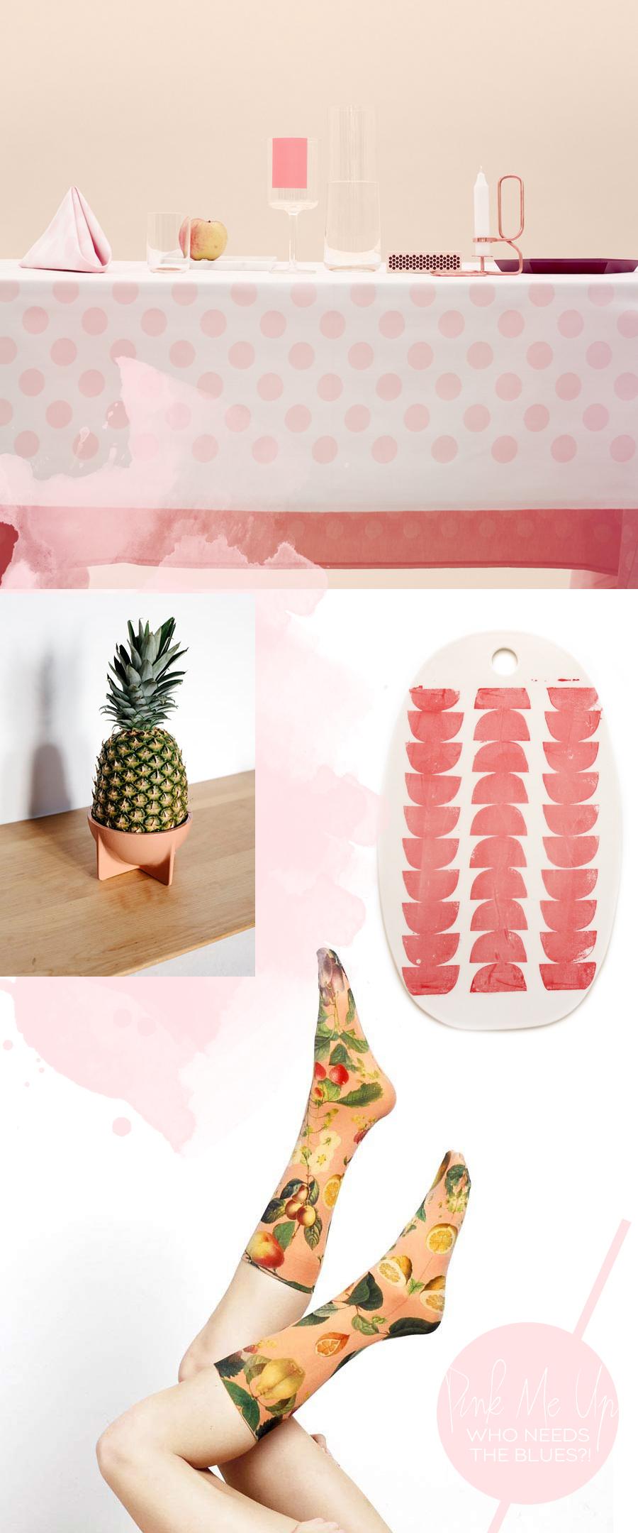 Pink Styling | Dine X Deisgn