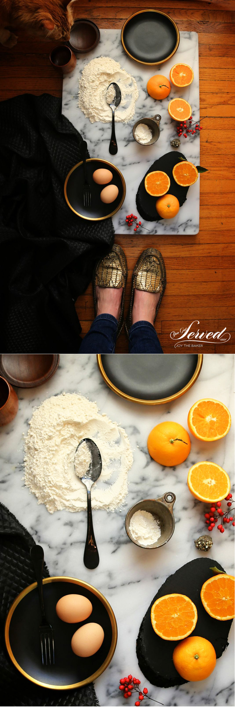 You Got Served | Dine X Design | Joy The Baker