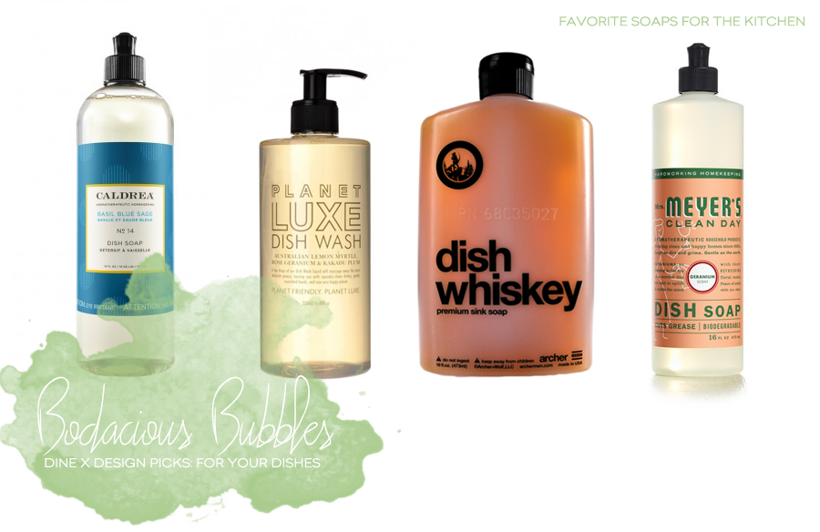 Luxurious Dish Washing Soap | Dine X Design