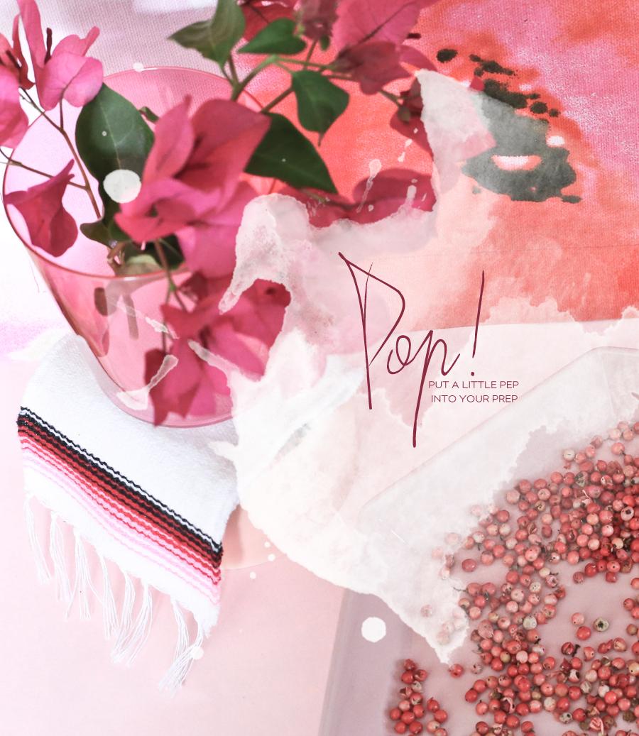 Pink CB2 Giveaway | Dine X Design