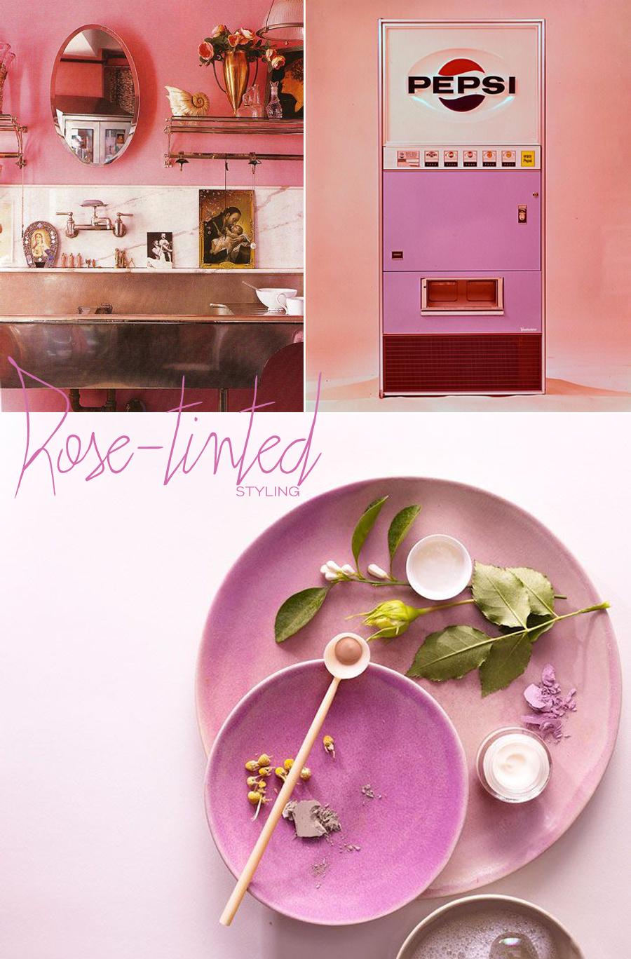 Pink Styling Inspiration | Dine X Design