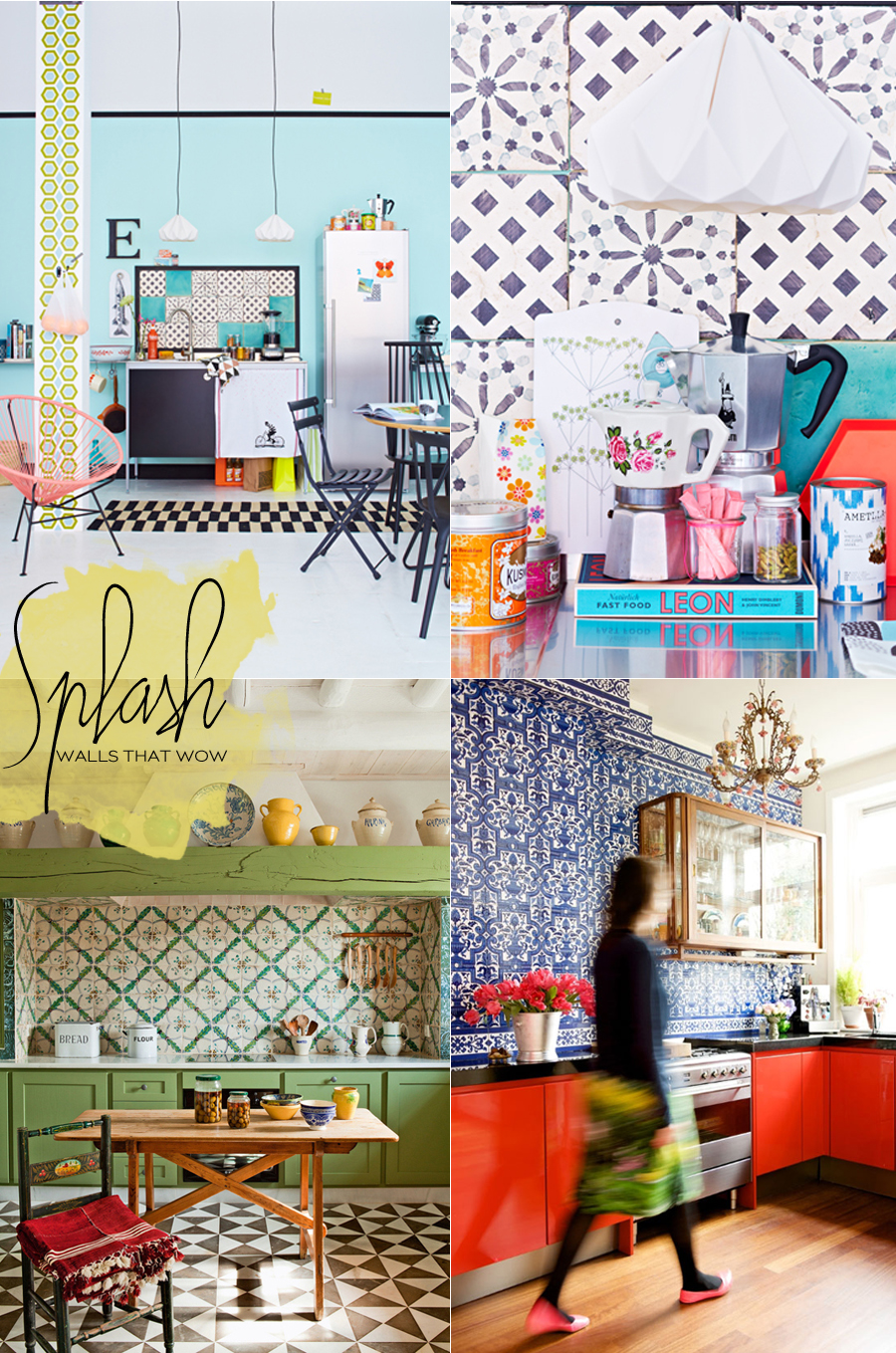 Backsplash Tile Trends In The Kitchen   Dine X Design