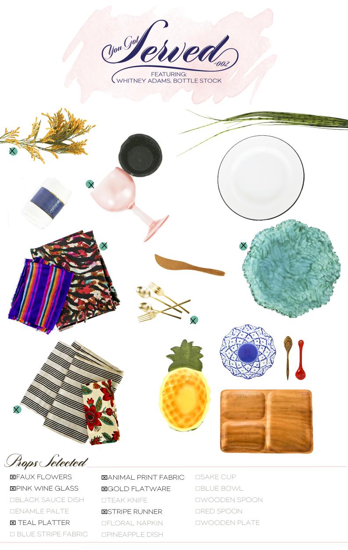 Box 002 | Dine X Design | You Got Served | Whitney Adams