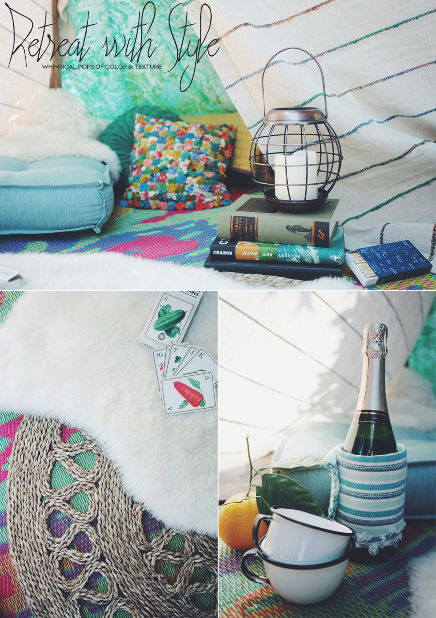 Glamping | World Market Products | Dine X Design