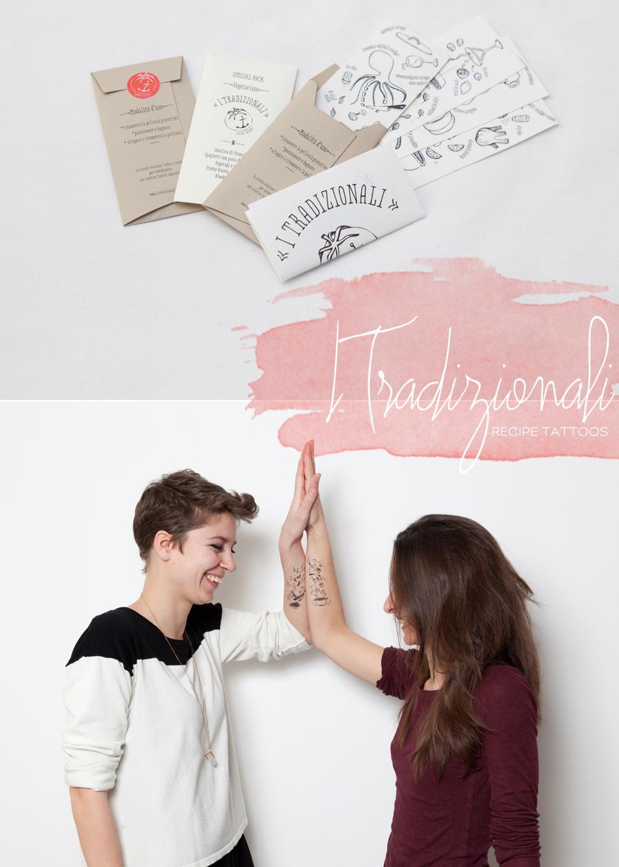 I Tradizionali | Marina Cinciripini And Sarah Richiuso | Dine X Design
