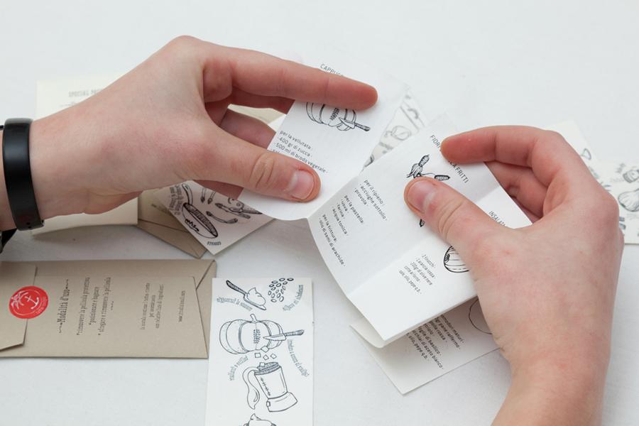 I Tradizionali | Recipe Tattoos | Dine X Design