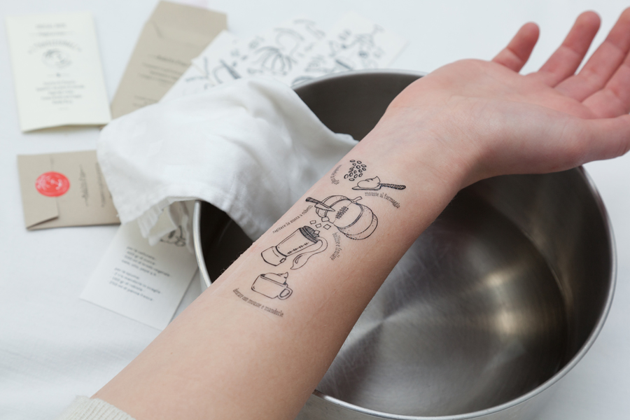 I Tradizionali | Tattoo Recipes | Dine X Design