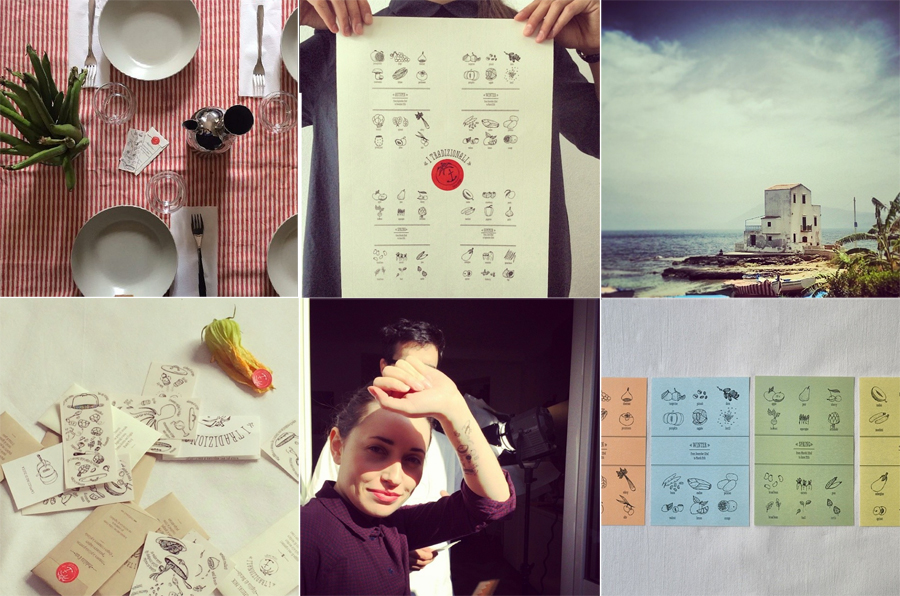 I Tradizionali | Tattoo Recipes Instagram | Dine X Design