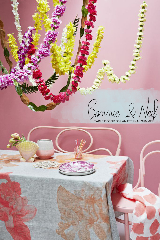 Bonnie And Neil | Australian Table Decor | dine X Design