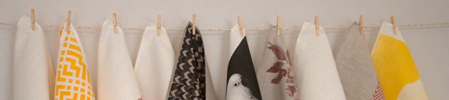 Bonnie And Neil | Hanging Tea Towels | Dine X Design