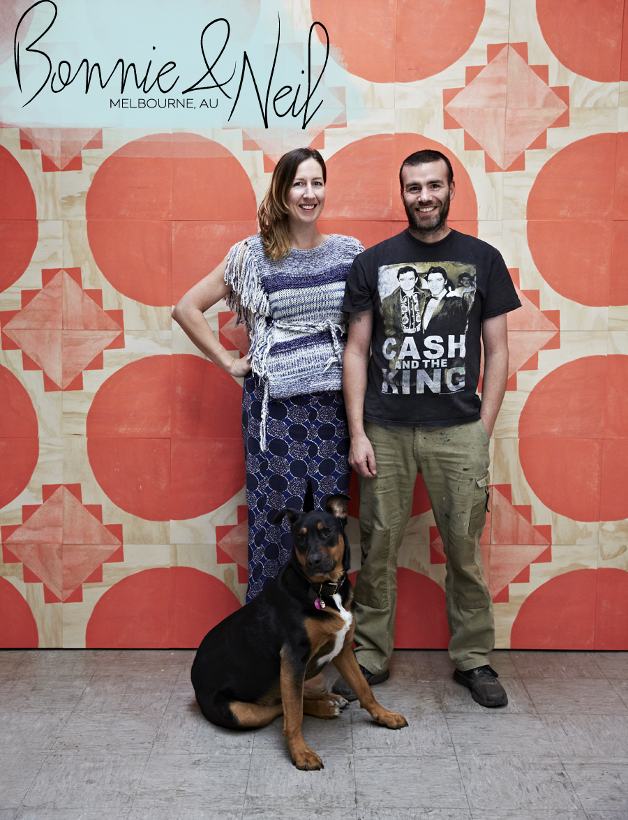 Bonnie & Neil | Melbourne AU | Dine X Design