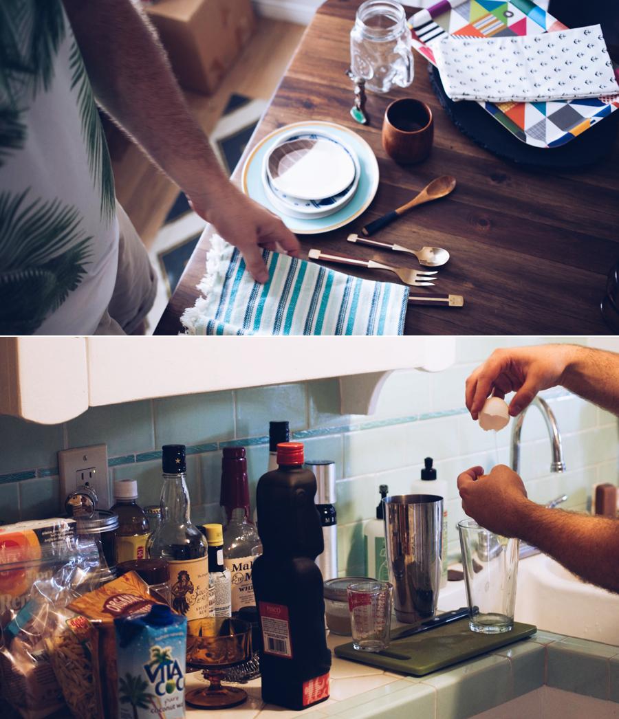 Dine X Design | Nathan Hazard | These Drinks