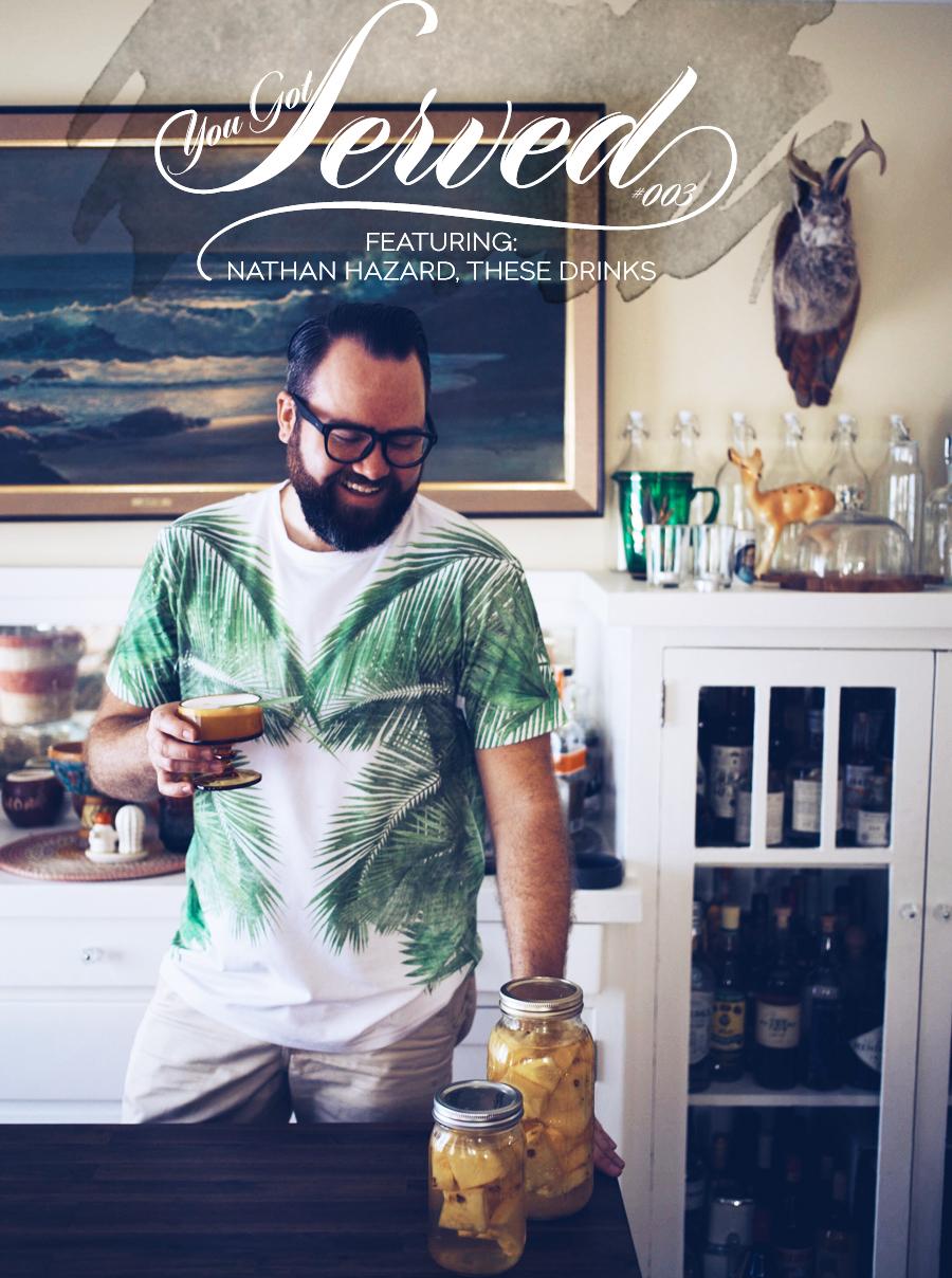 Dine X Design | Nathan Hazard | You Got Served