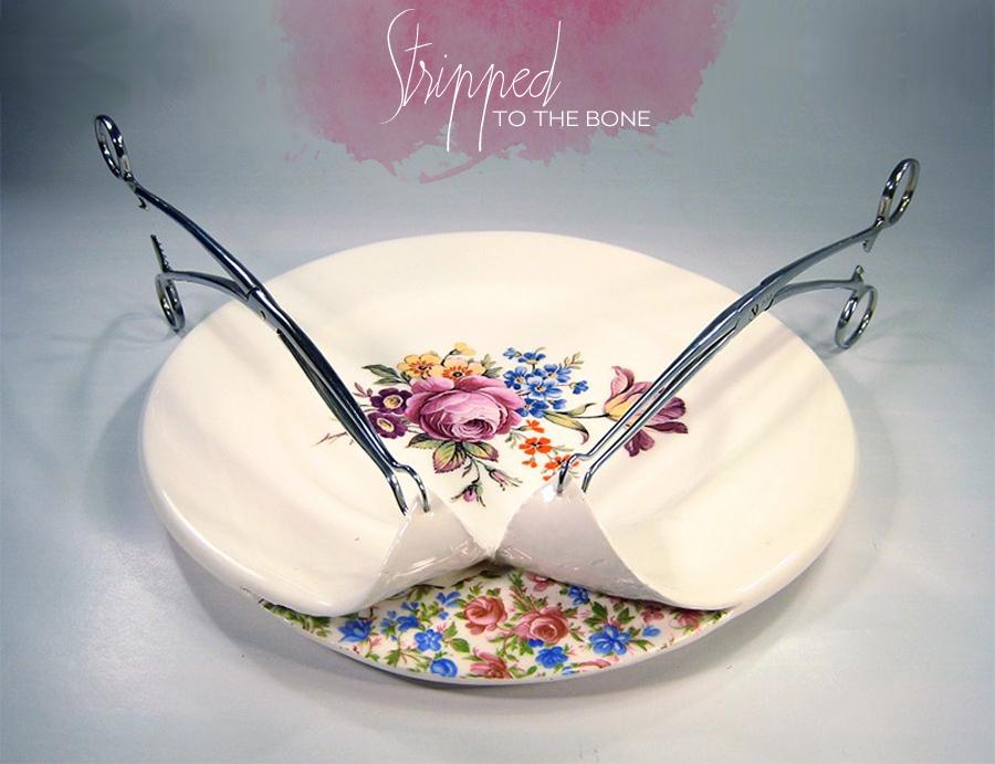 Stripped To The Bone | Beccy Ridsdel Ceramics | Dine X Design