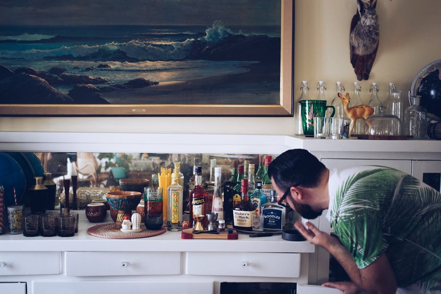 Nathan Hazard | These Drinks | Dine X Design