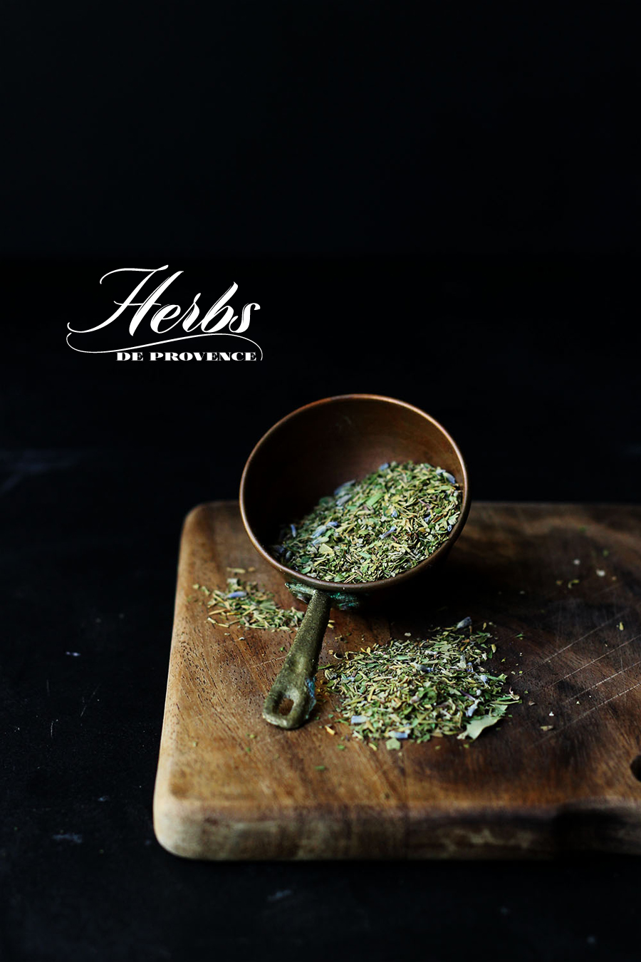 Herbs De Provence | Sarah Coates | Dine X Design