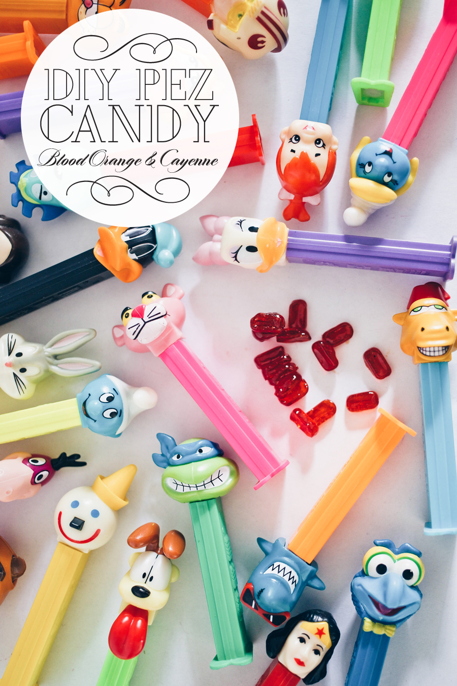 Pez Candy DIY | Dine X Design