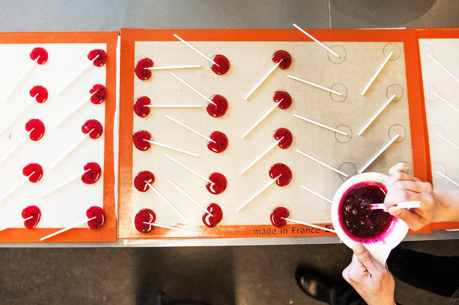 Quinn Candy | Lollipops | Dine X Design