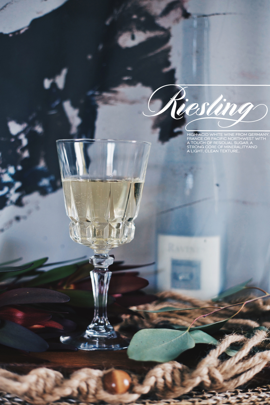 Best Thanksgiving Wines | Riesling | DIne X Design