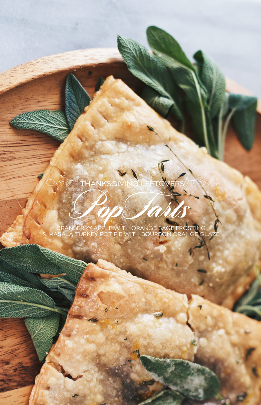 Thanksgiving Leftovers | Dine X Design | Pop Tarts