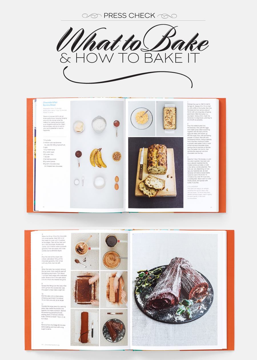 What To Bake And How To Bake It | Dine X Design