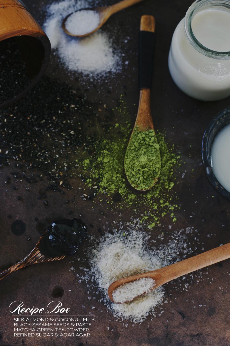 Dine X Design | Silk Almondmilk | Dairy Free Pudding Ingredients